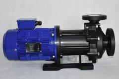 不锈钢磁力泵材料的选择