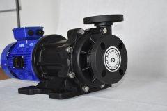 化工氟塑料磁力泵的电机安装方式介绍