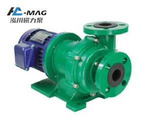 PW-C系列内衬磁力泵(ETFE-衬金属外壳)