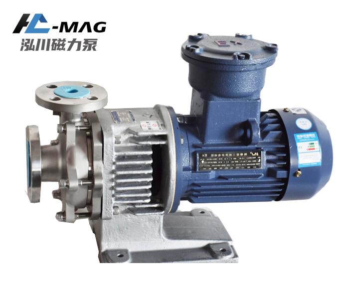 GMH高温型防爆系列不锈钢磁力泵