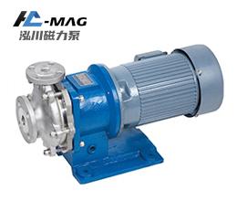 GMP210-K5低温型无泄漏不锈钢磁力泵