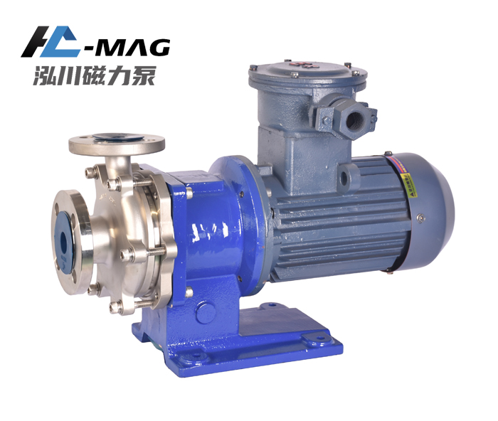 不锈钢高温磁力泵GY-GMPL,安全防爆无泄漏