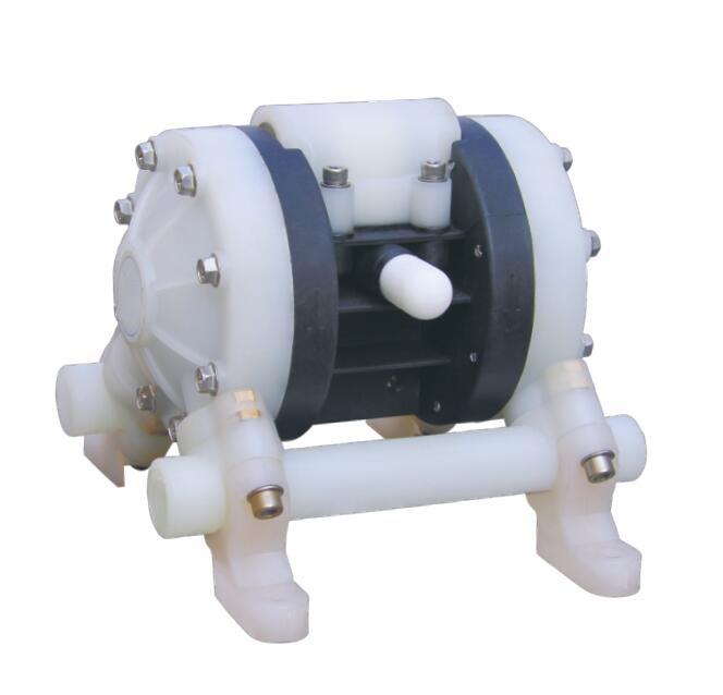 GY06/10微型塑料气动隔膜泵