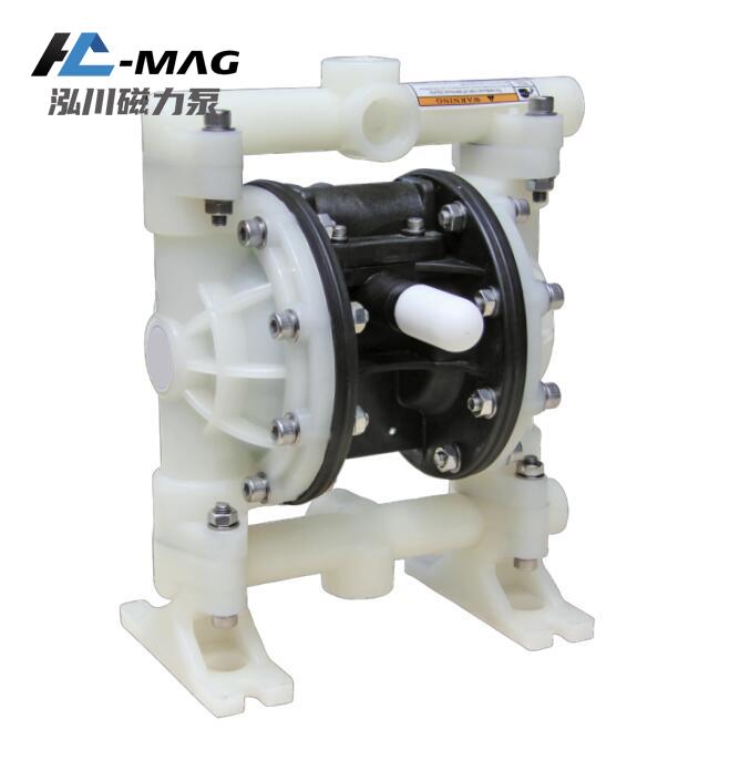 GY15(聚丙烯)氟塑料气动隔膜泵