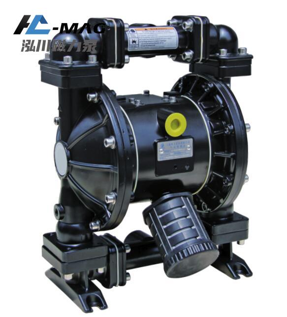 GY25铝合金/铸铁隔膜泵