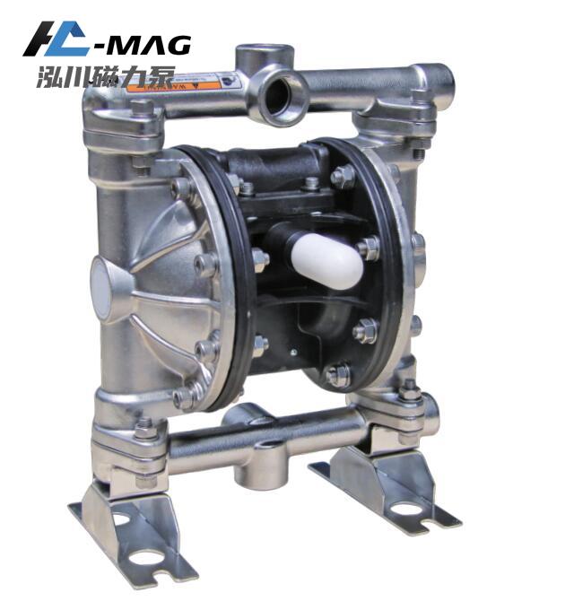 GY15不锈钢气动隔膜泵