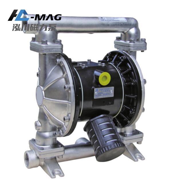 GY25不锈钢气动隔膜泵