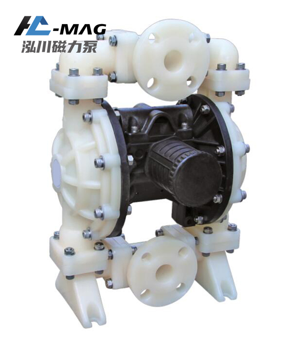 GY40塑料耐酸碱气动隔膜泵