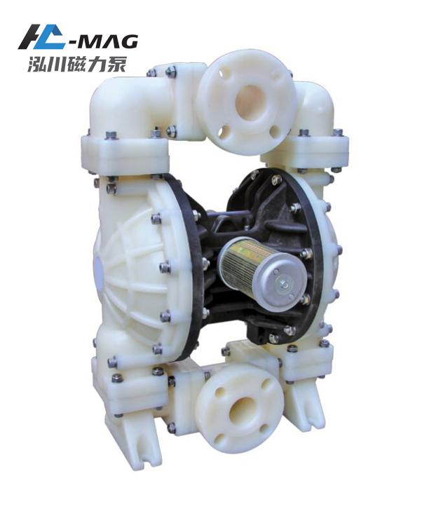 GY50塑料耐酸碱2寸气动隔膜泵
