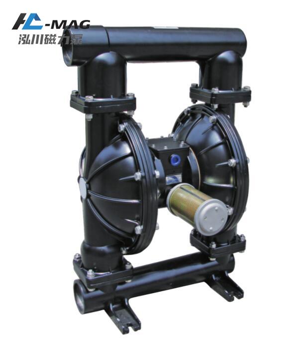 GY80铝合金隔膜泵