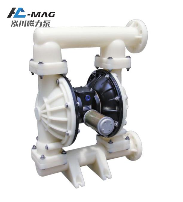 GY80塑料3寸耐酸碱气动隔膜泵