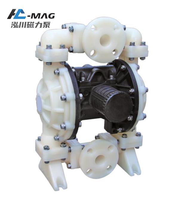 GY25耐酸碱塑料气动隔膜泵