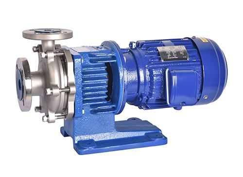 高温磁力泵长周期运行优化技改