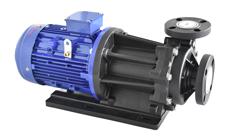 氟塑料磁力驱动离心泵存在问题与改进