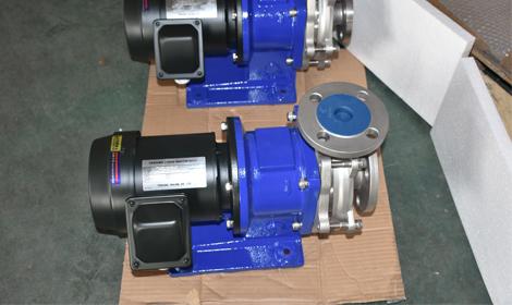 离心磁力泵的工作原理是什么?