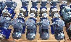屏蔽泵和磁力泵优缺点