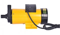 耐酸碱磁力泵与离心泵的区别有哪些?