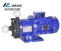 泓川氟塑料磁力泵GY-351PW-F-FV