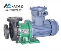 泓川耐酸碱磁力泵GY-352PW