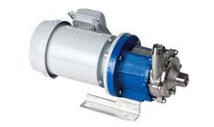 高温高压磁力泵流场模拟及轴向力分析
