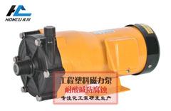 耐酸碱化工泵电机发热的原因