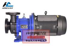 耐腐蚀化工泵在电镀行业中的作用