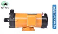 用panworld磁力泵输送硫酸钠合适吗?