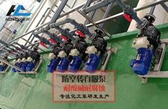 污水自吸泵在使用过程中漏水的6个解决方
